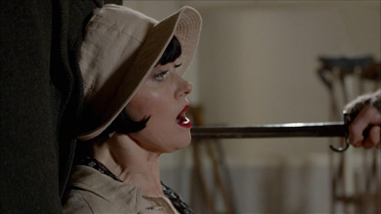 Miss Fisher's Murder Mysteries: Blood and Money