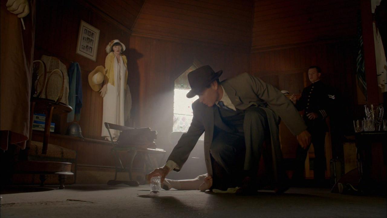 Miss Fisher's Murder Mysteries: Game, Set, Murder