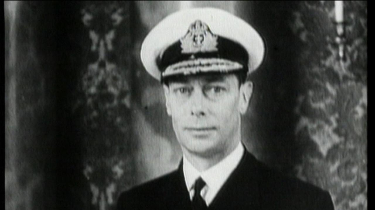 King George VI: The Man Behind 'The King's Speech'