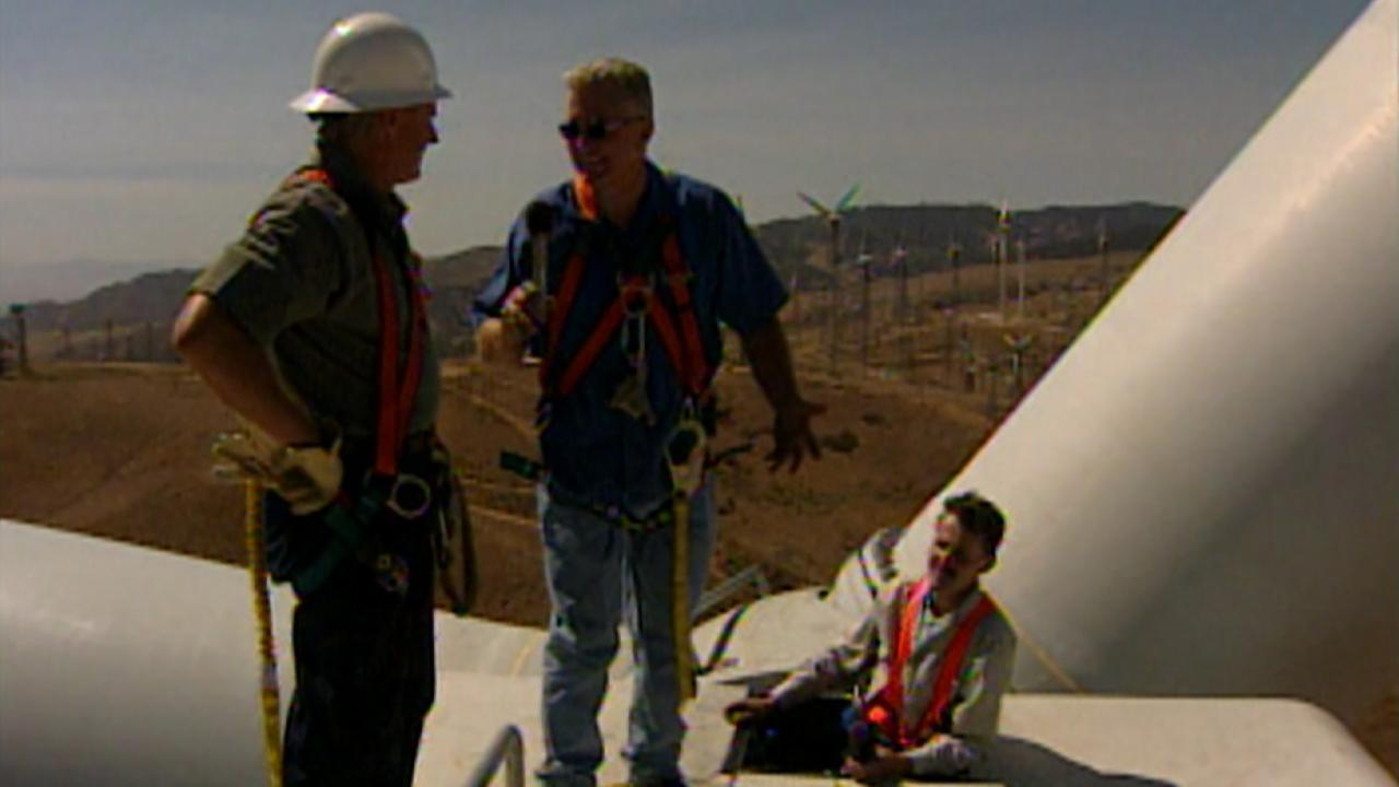 California's Gold: Windmills