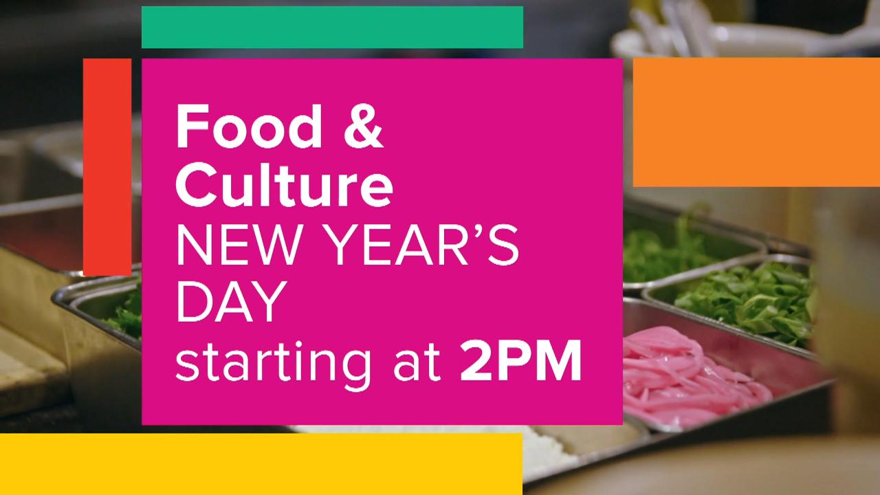 New Years Day Food Culture (Promo)