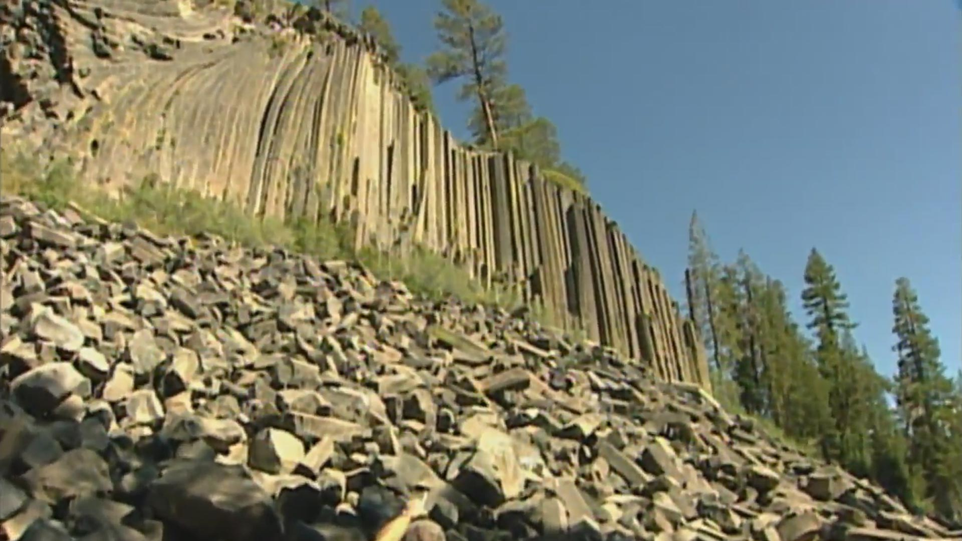 California's Gold: Devils Postpile