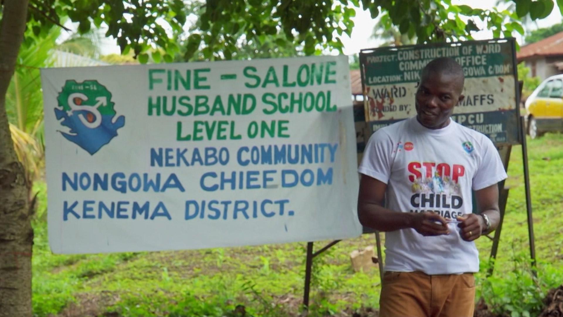 S1 E24: The Husband School